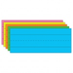 (6 Pk) Flash Cards Brite Asst Lined 75ct Per Pk