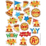 (12 Pk) Pizza Scented Stickers