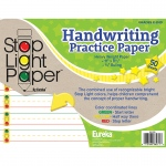 (6 Ea) Stop Light Practice Paper 50ct