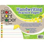 (3 Ea) Stop Light Practice Paper 100ct