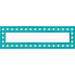 (3 Pk) Marquee Name Plates