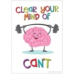 Clear Your Mind 13x19 Posters