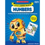 Little Learner Packets Numbers