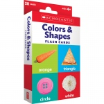 Flash Cards Colors And Shapes