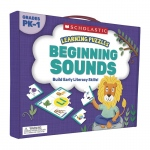 Learning Puzzles Beginning Sounds