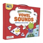 Learning Puzzles Vowel Sounds