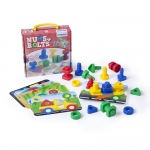 Nuts Bolts School Activity 24 Pc St
