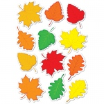 Diecut Magnets Fall Leaves