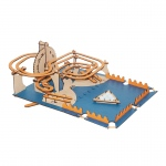 Smartivity Roller Coaster Marble Hydraulic