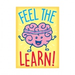 Feel The Learn Argus Poster