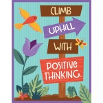 Climb Uphill Positive Think Chart Nature Explorers