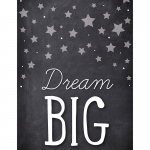 Stars Dream Big Chart School Girl Style