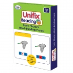 Unifix Word Building Cards Gr K