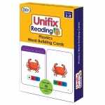 Unifix Word Building Cards Gr 1-2