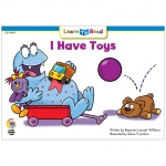 I Have Toys Monsters Learn To Read