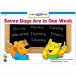7 Days Are In One Week Cat And Dog Learn To Read