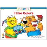 I Like Colors Learn To Read