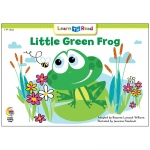 Little Green Frog Learn To Read