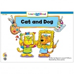 Cat And Dog Learn To Read