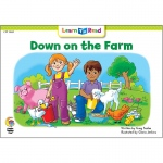 Down On The Farm Learn To Read