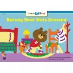 Barney Bear Gets Dressed Learn To Read