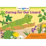 Caring For Our Lizard Learn To Read