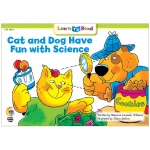 Cat And Dog Have Fun W Science Learn To Read