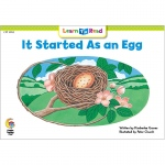 It Started As An Egg Learn To Read