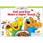 Cat And Dog Make A Super Snack Learn To Read