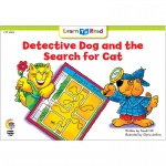 Detective Dog And Search For Cat Learn To Read