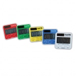Dual Power Timer Set Of 5