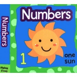 Numbers Cloth Book
