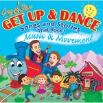 Greg And Steve Get Up And Dance Cd