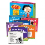 Myself Self Control And Self Esteem Early Readers Boxed St
