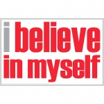 I Believe In Myself Notes 20 Pk