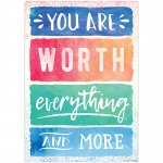 You Are Worth Everything More Chart