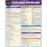 BarCharts Calculus Methods Quick Study Guide