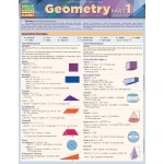 BarCharts Geometry Part 1 Quick Study Guide