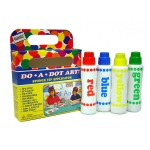 Do-A-Dot Markers 4 Asst