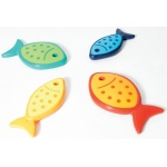 Gonge Fish: Set of 4