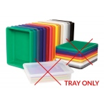 Jonti-Craft Paper-Tray Only: Graphite