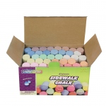 Sidewalk Chalk 37 Pieces