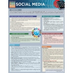 Barcharts Social Media Marketing Quick Study Guide
