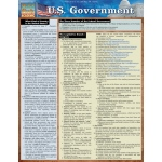 Barcharts U.S. Government Quick Study Guide