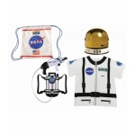 Aeromax My 1st Career Gear Astronaut, Youth Astronaut Helmet, Astronaut Drawstring Backpackand Astronaut Space Pack.
