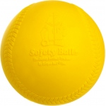 American Education Sofety Ball: Yellow