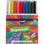 American Educational Creall Supersoft Set 10 X 12 Gram