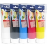 American Educational Creall Datacolor Tube: Assortment 5, 250ml