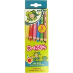 American Educational X-Big Jumbo Colored Pencil Set of 6