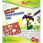 American Educational Let's Shape Flowers Shapemaker Fun
